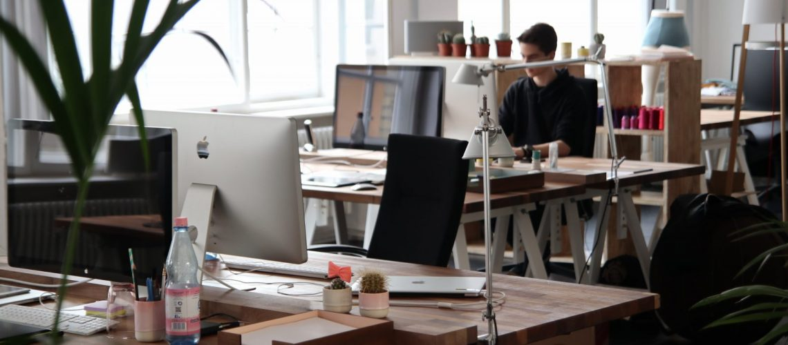 Workplace Picture - Corporate Wellness Programs Blog