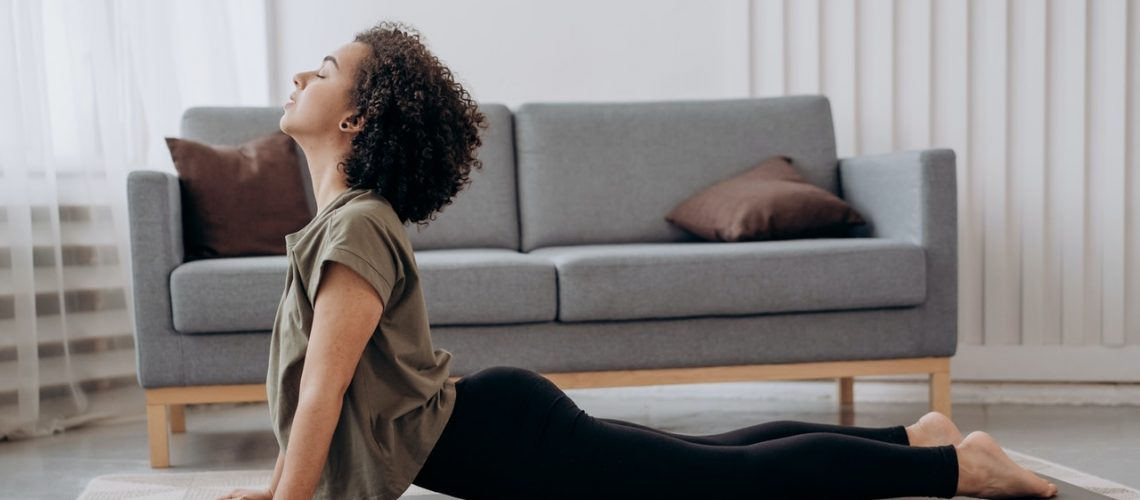 corporate yoga and meditation with body techniques